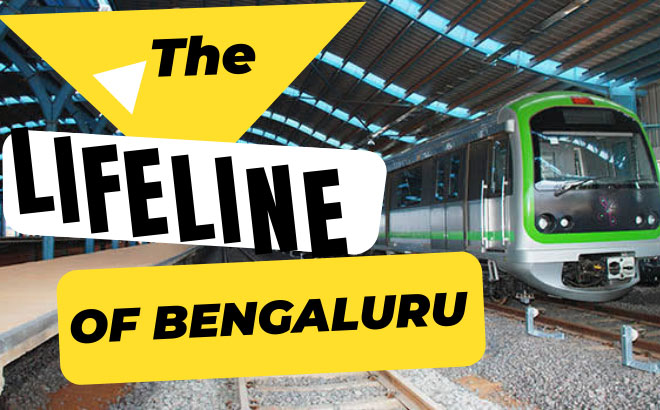 The lifeline of Bengaluru