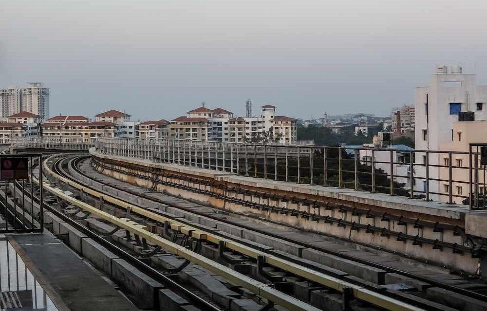 Bangalore Metro Route